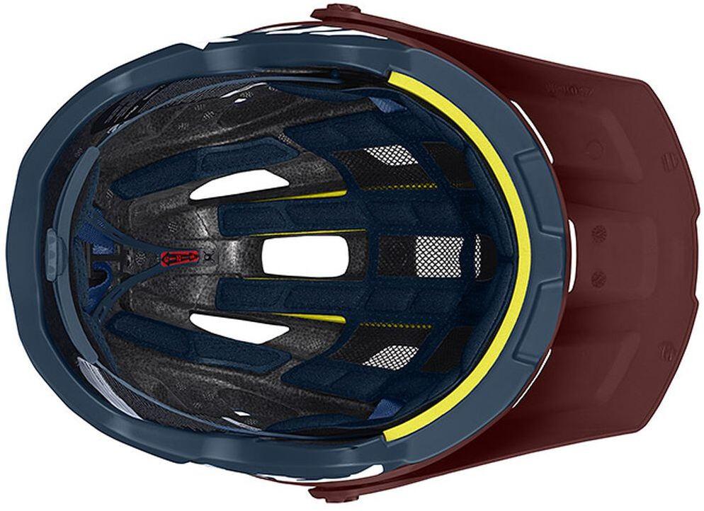mavic crossmax pro casque de v lo rouge bleu. Black Bedroom Furniture Sets. Home Design Ideas